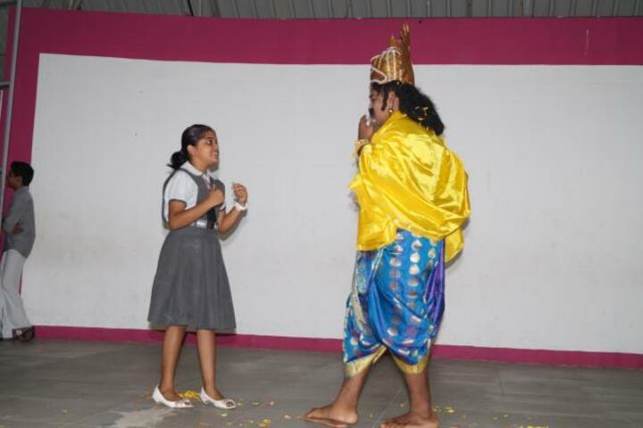 Sacred Heart CMI Public School-Drama