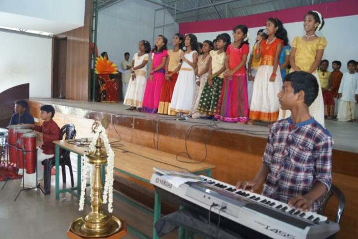 Sacred Heart CMI Public School-Event