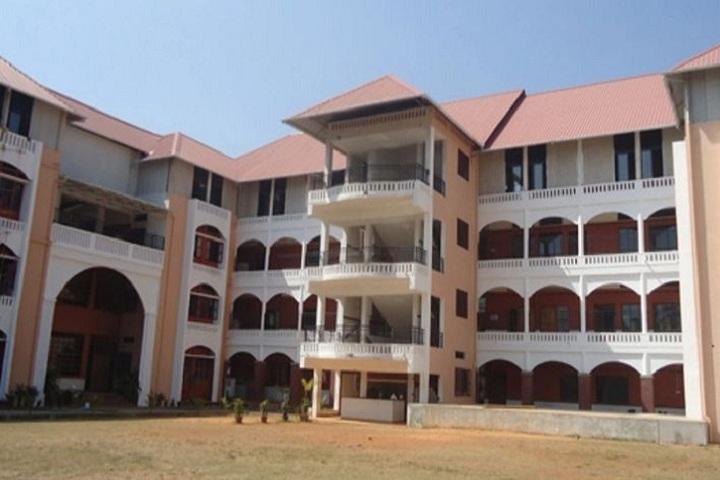 Sacred Heart CMI Public School-School View