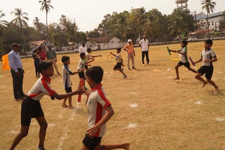 Sacred Heart CMI Public School-Sports Day