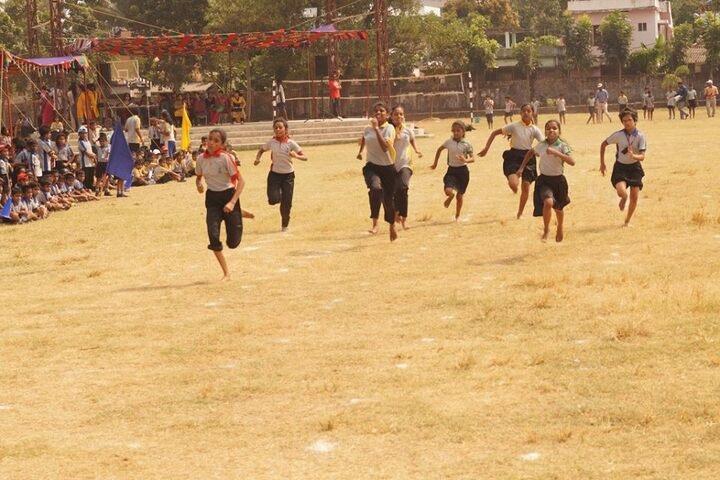 Sacred Heart CMI Public School-Sports
