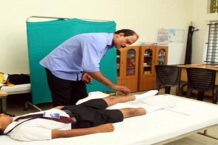 Sadhbhavana World School-Hospital