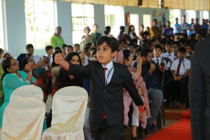 Sadhbhavana World School-March first