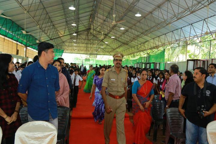 Sadhbhavana World School-Police