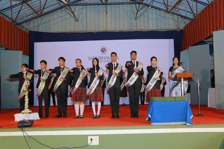 Sadhbhavana World School-Prayer