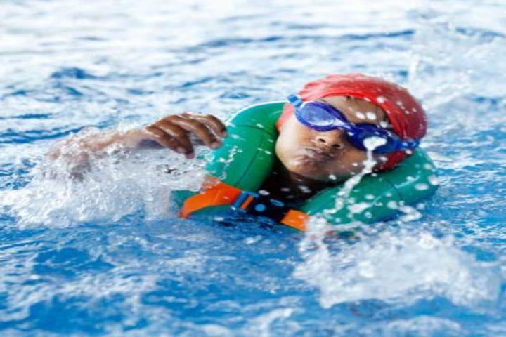 Sadhbhavana World School-Swimming Pool
