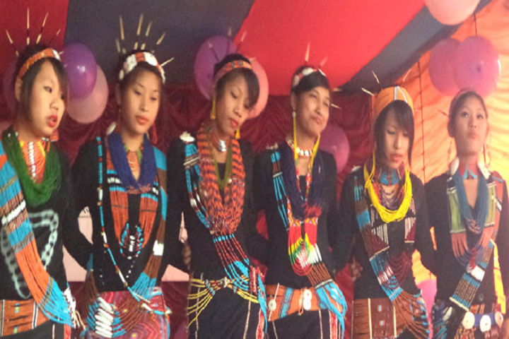 Prabhat Tara Children English Academy- Cultural Event