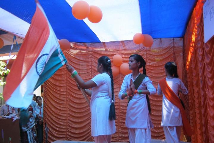 Prabhat Tara Children English Academy- Independence Day