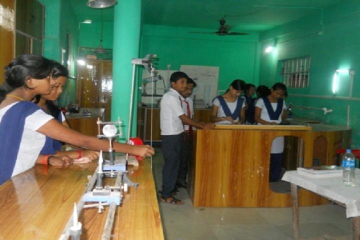 Prabhat Tara Children English Academy- Physics Lab