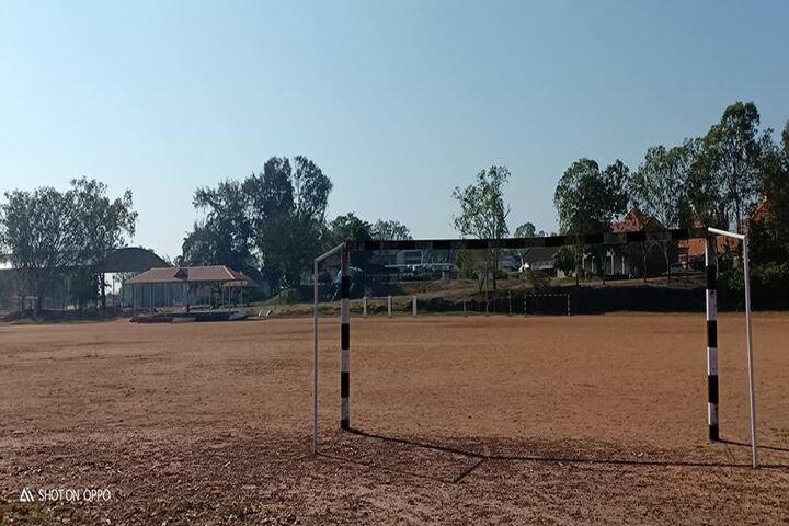 Sainik School-Play ground