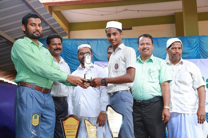 Salahudheen Ayyoobi English School-Prize-Distribution