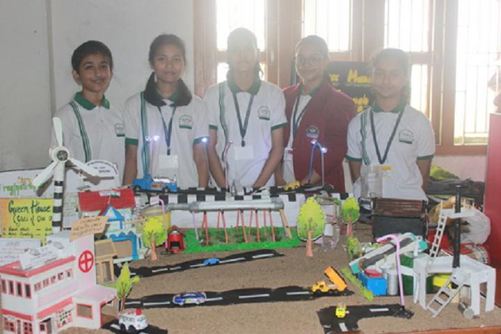 Pragjyotish school- Art and Craft