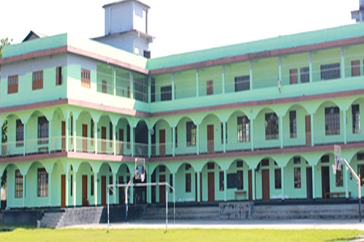 Pragjyotish school- Campus