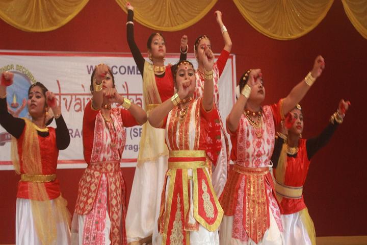 Pragjyotish school- Cultural Event