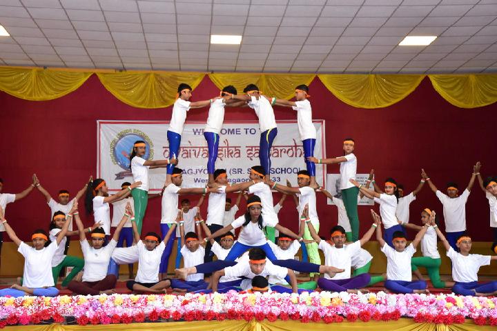 Pragjyotish school- Dance