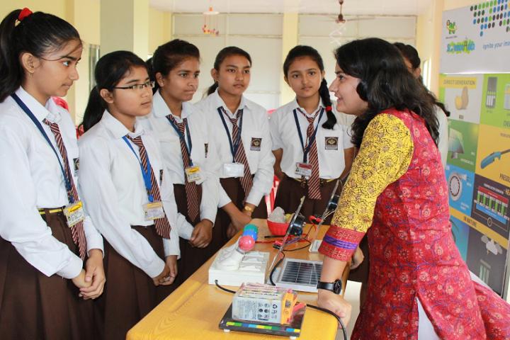 Pragjyotish school- Physics Lab