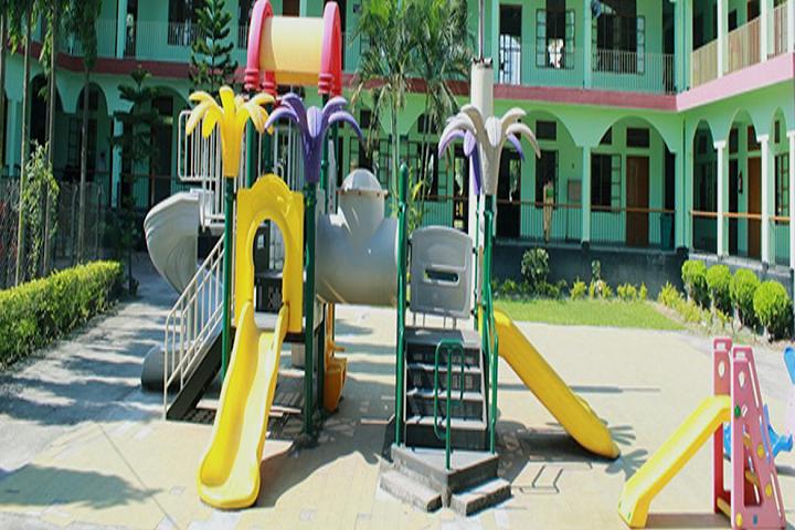 Pragjyotish school- Play Ground