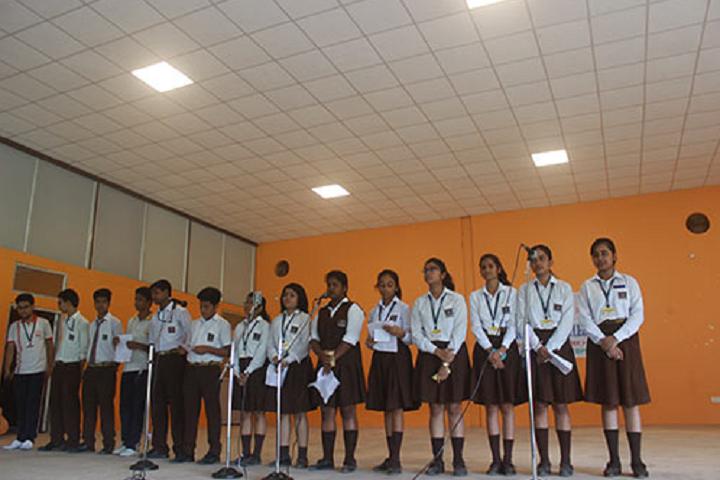Pragjyotish school- Speech