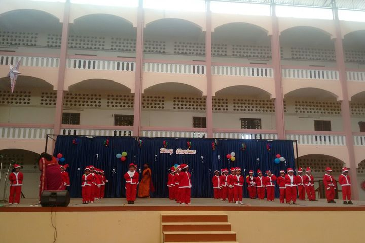 Santa Cruz Public School-Christmas