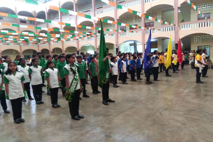 Santa Cruz Public School-Republic Day