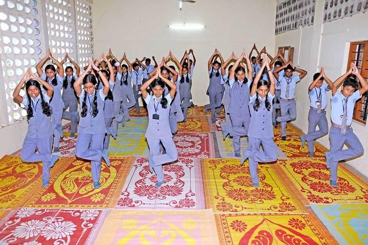 Santa Cruz Public School-Yoga