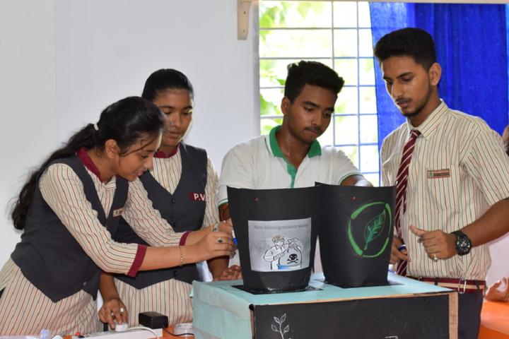 Pranabananda Vidyamandir-Atal Tinkering Lab
