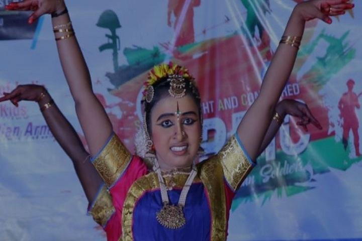 Santhom Public School - Classical Dance