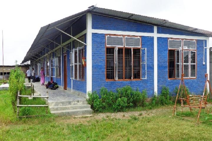 purna vikash central school- Campus