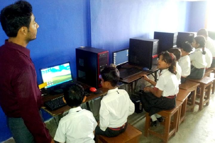 purna vikash central school- Computer Lab