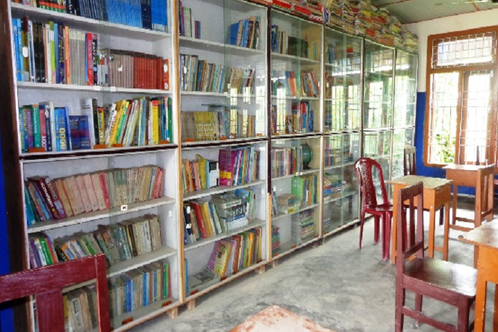 Purna Vikash Central School-Library