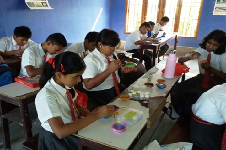 Purna Vikash Central School-Painting