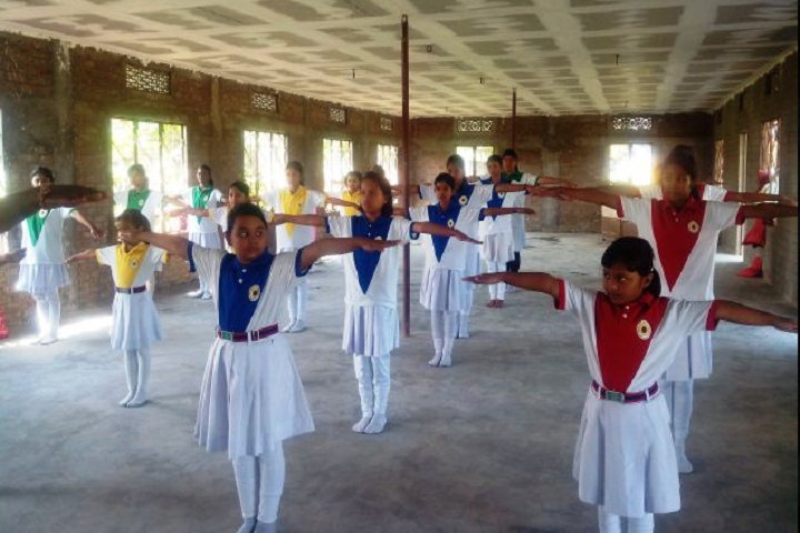 purna vikash central school- Yoga