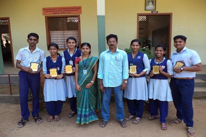 Saraswathy Vidya Bhavan Central School-Achievements
