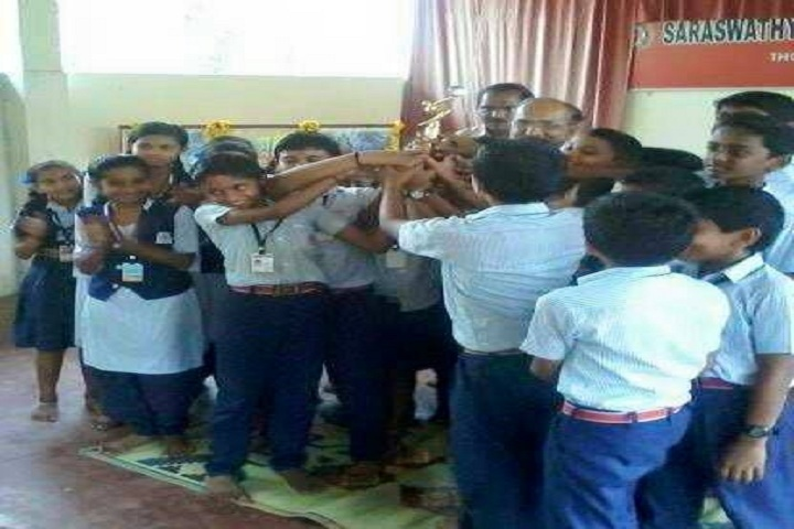 Saraswathy Vidya Bhavan Central School-Awards