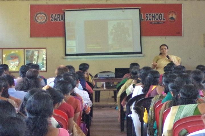 Saraswathy Vidya Bhavan Central School-Seminar