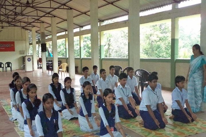 Saraswathy Vidya Bhavan Central School-Yoga