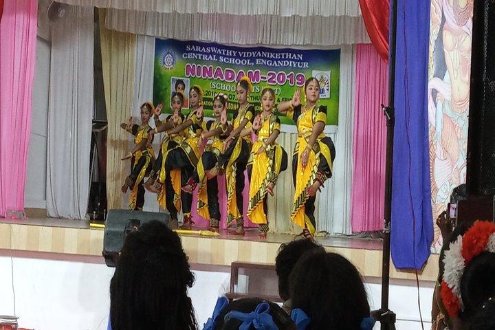 Saraswathy Vidya Niketan-Dance