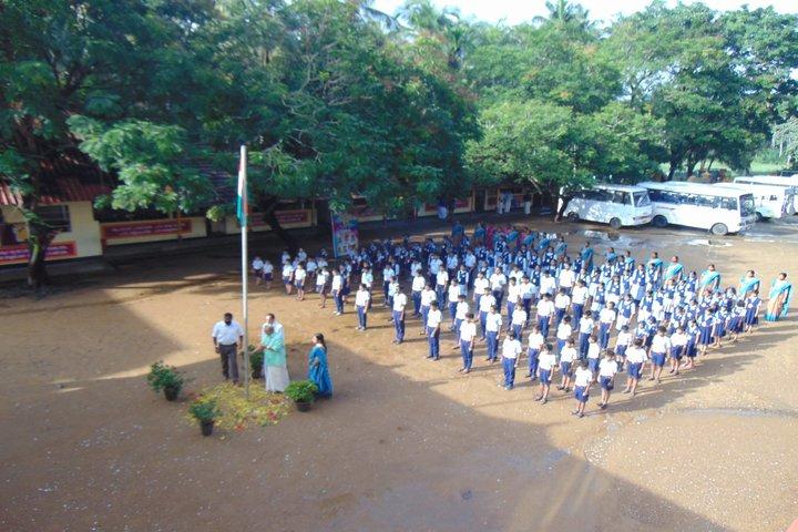 Saraswathy Vidya Niketan-Independence Day