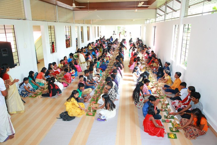 Saraswathy Vidya Niketan-Rakhi Celabrations