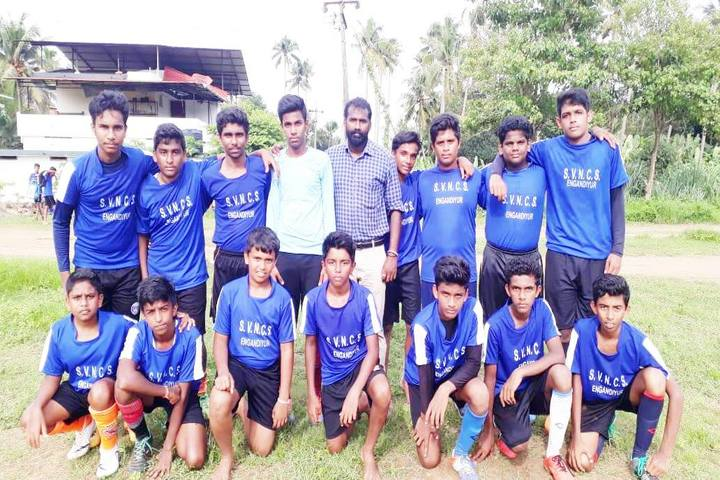 Saraswathy Vidya Niketan-Sports