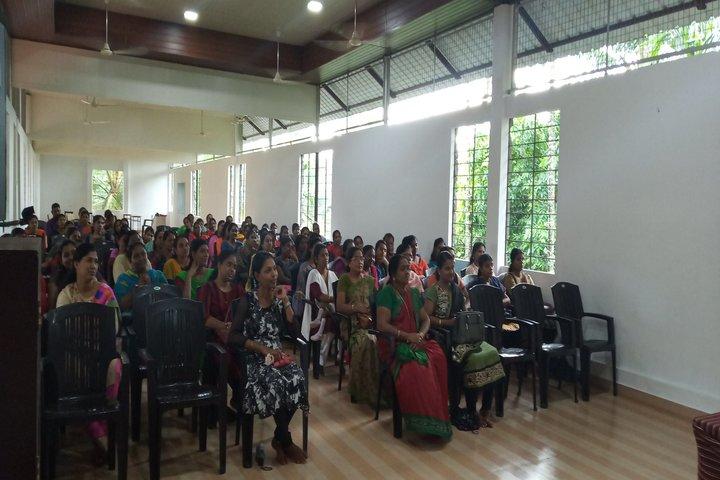 Saraswathy Vidya Niketan-Womens Day