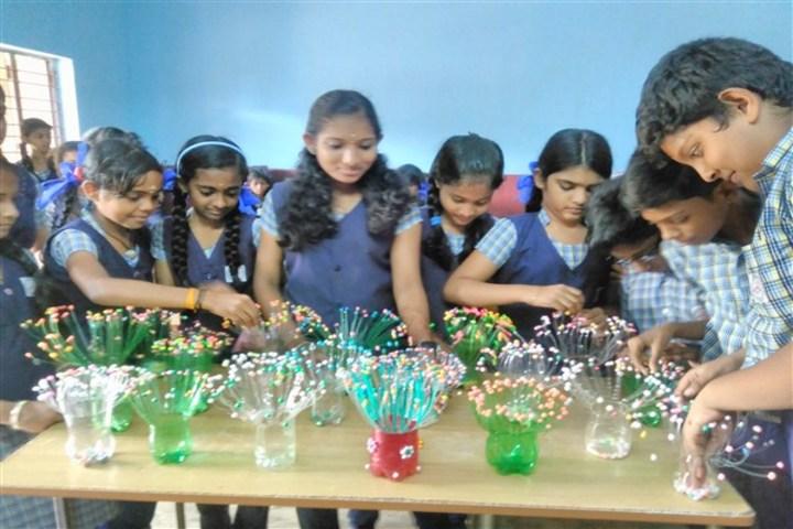 Saraswathy Vidya Niketan SchoolArt