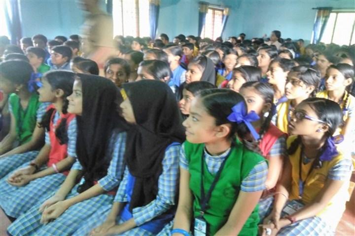 Saraswathy Vidya Niketan School-Event