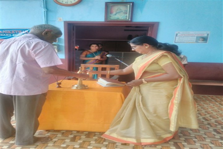 Saraswathy Vidya Niketan School-Festival Celabrations