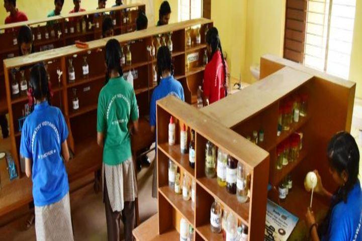 Saraswathy Vidya Niketan School-Lab1
