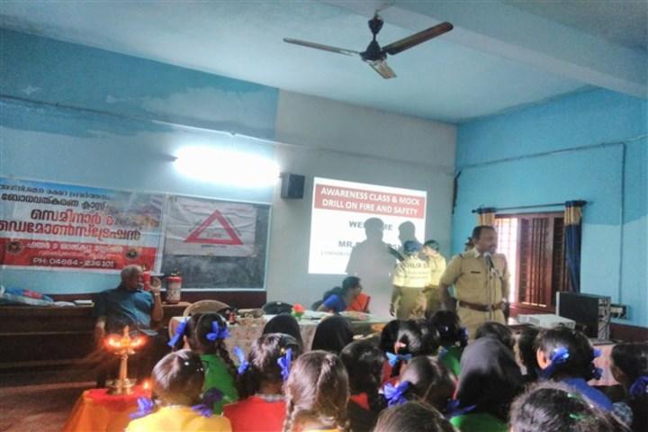 Saraswathy Vidya Niketan School-Seminar