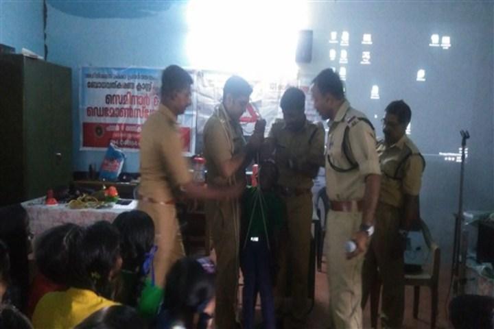 Saraswathy Vidya Niketan School-Teaching Classes