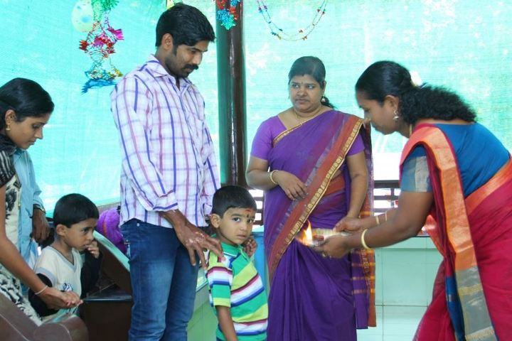 Saraswathy Vidyalayam School-Festival Celebrations