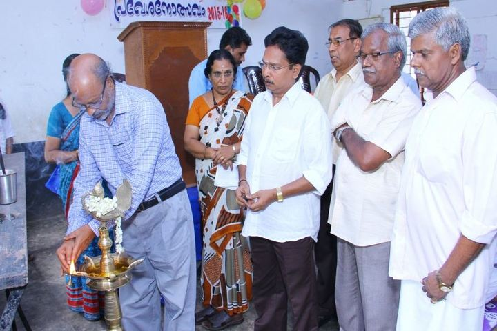 Saraswathy Vidyalayam School-School Festivals