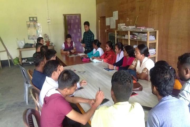 Radiance School-Faculty Meeting